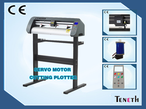 TS740 servo motor cutting plotter.jpg